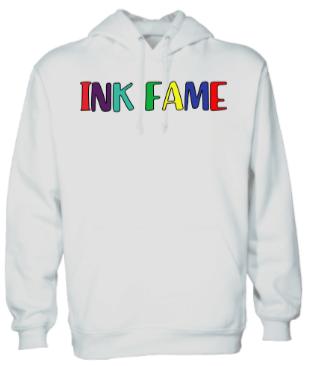 Image of Ink Fame N Color Hoodie