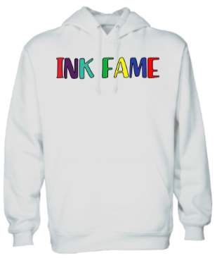 Image of Ink Fame N Color Hoodie