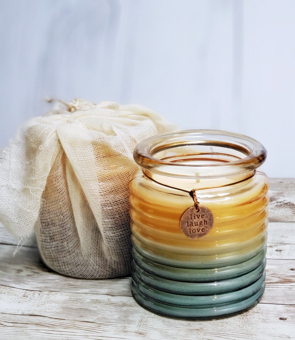 Image of Pumpkin & Coconut Soy Candle