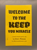 Image of Welcome to the Keep, You Miracle