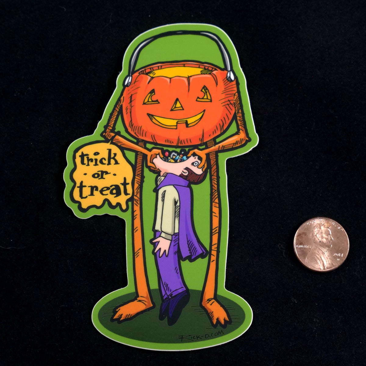 Image of Trick or Treat Takeover