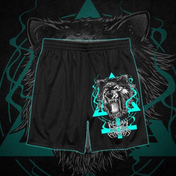 Image of Sulphur Wulf Mosh Shorts