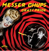 Image of In Stock. LP. Messer Chups : CRazy Price.   Ltd Edition Release.