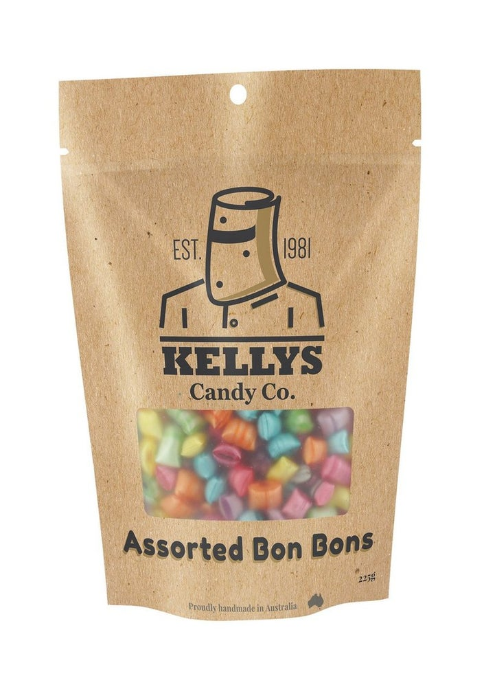 Image of ASSORTED BON BONS - POUCH 225G