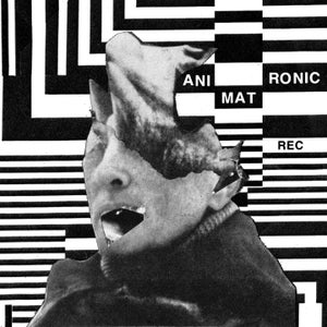 Image of Animatronic - REC (CD)