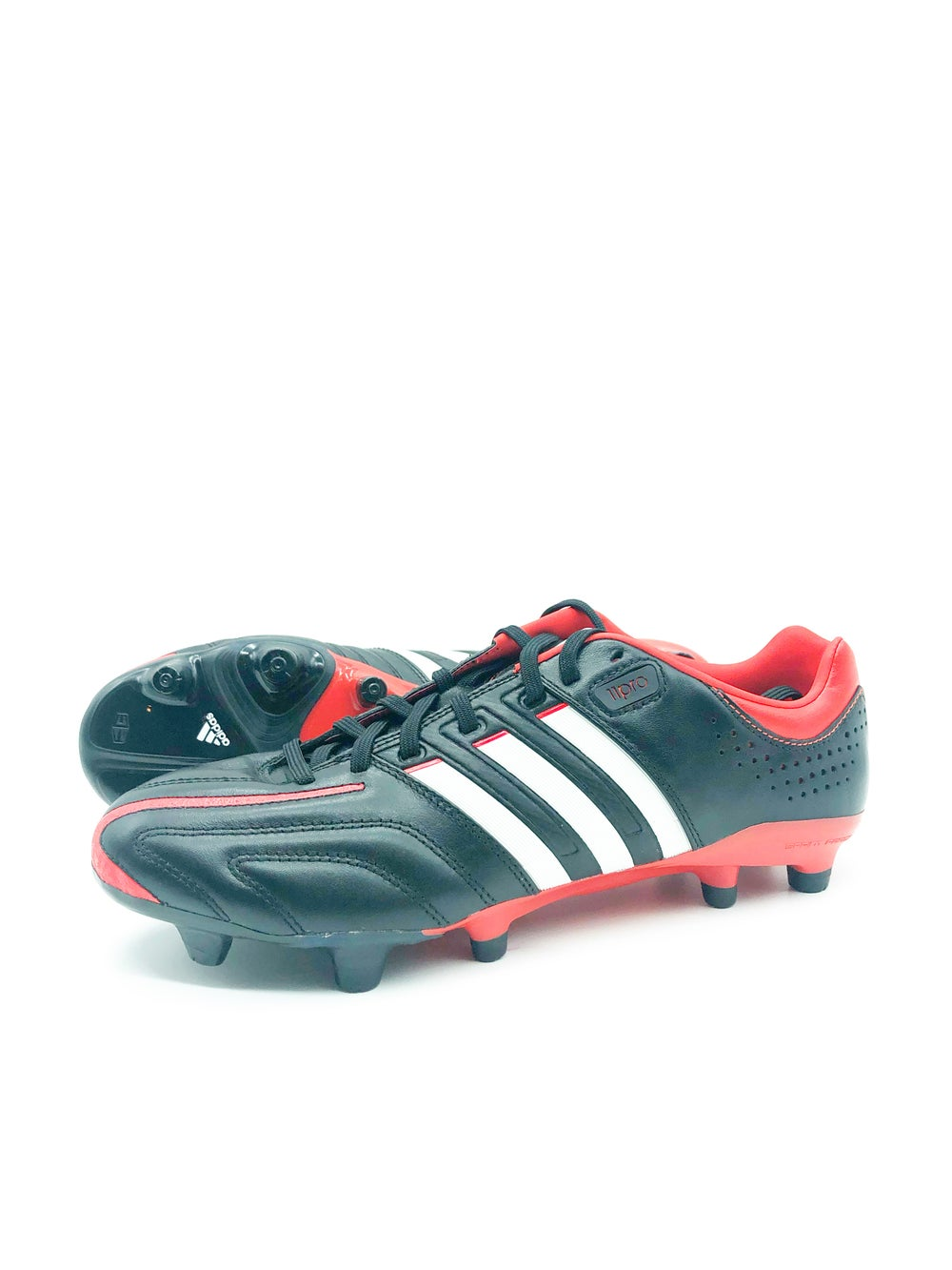 Image of Adidas 11pro Fg red black