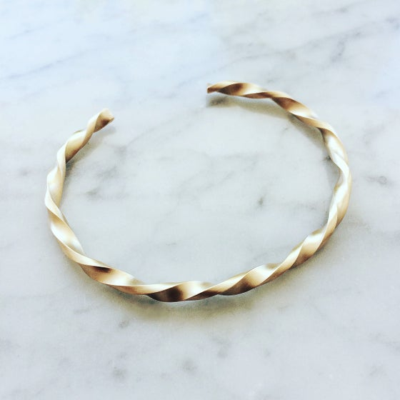 Image of Atelier / Open Wave Bracelet