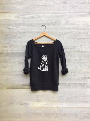 Image of Golden Doodle/Wheaten Terrier Sweatshirt