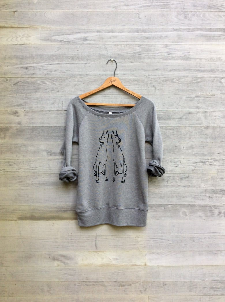 Image of Doberman Sweatshirt
