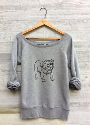 Image of Bulldog Sweatshirt