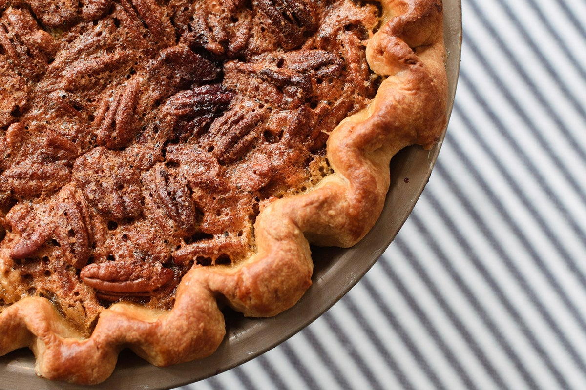 Image of Bourbon Pecan Pie