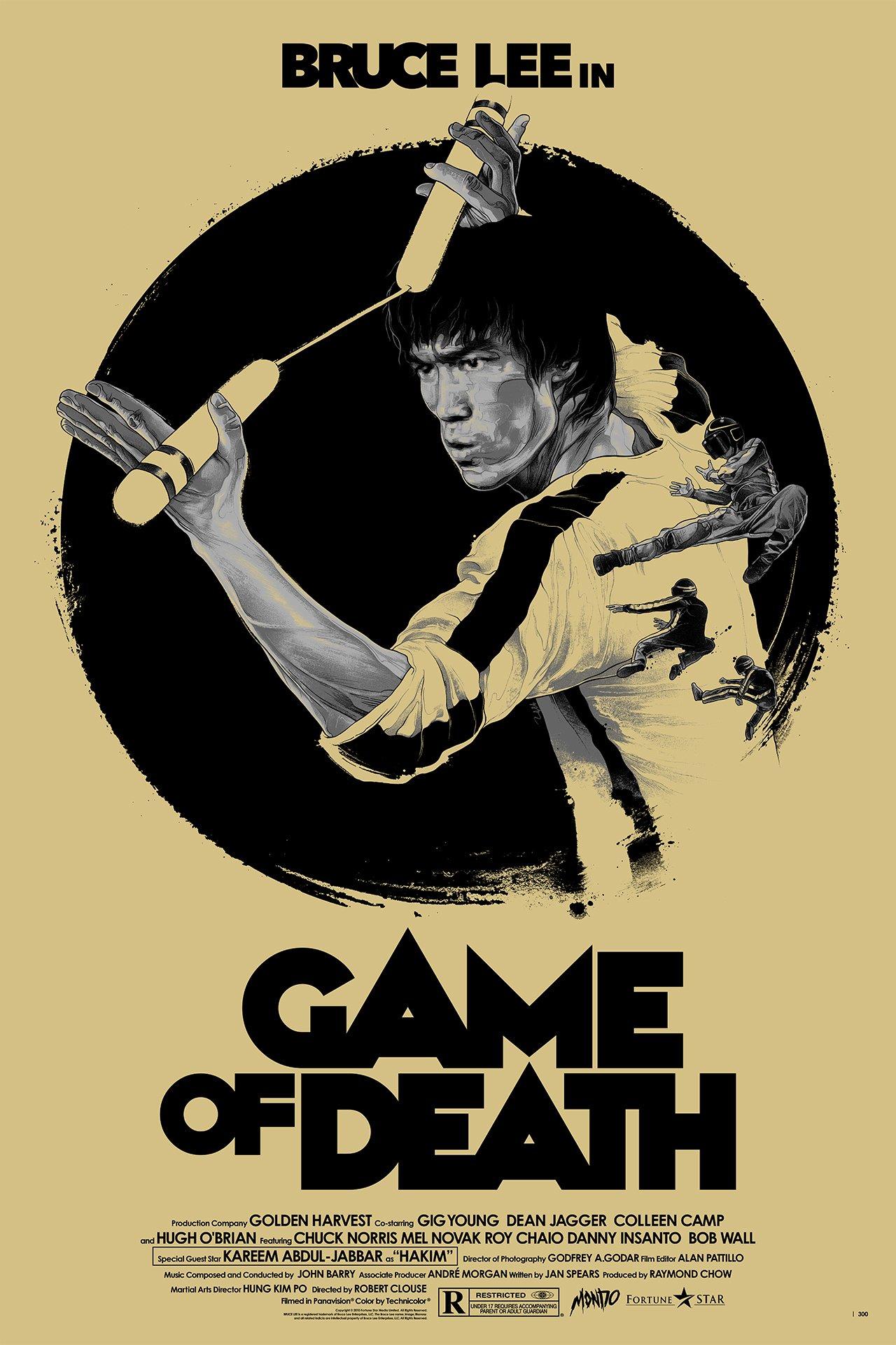 Image of Game of Death Regular
