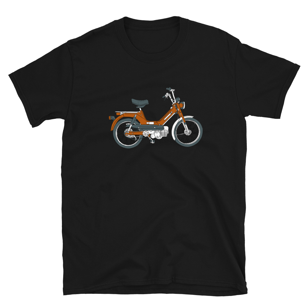 Image of Gear Warship - Puch Maxi T-Shirt