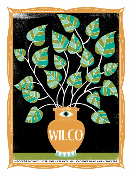 Image of Wilco Atlanta 10.18.2019