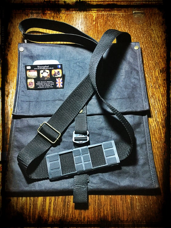 Image of Oilskin & Canvas Haversack