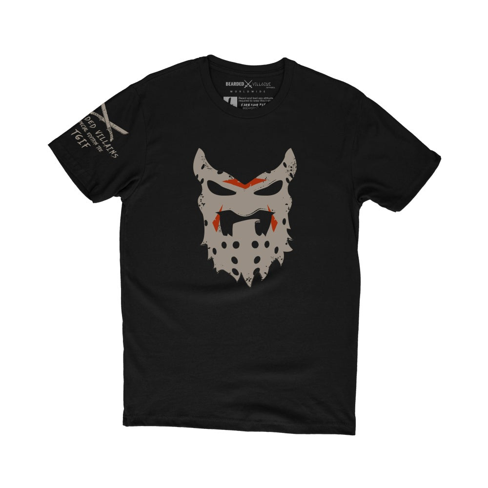 "Image of Special Edition Tee "" JASON THE VILLAIN """