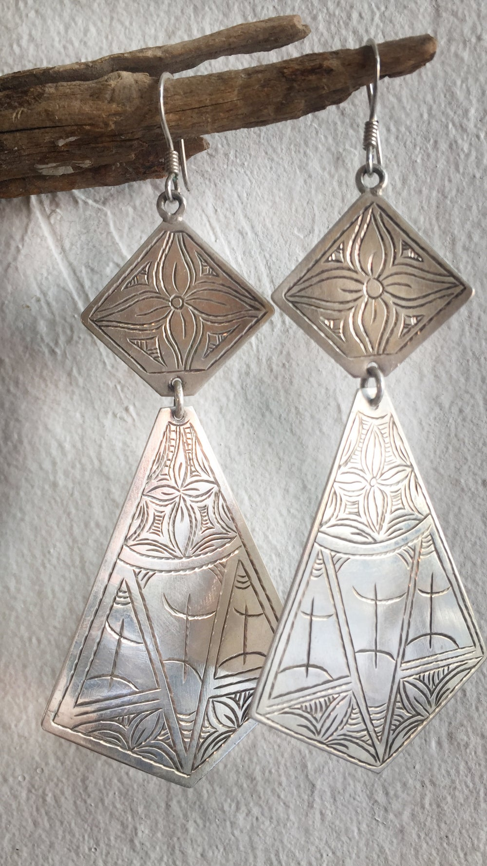Image of Desert Tribe Freedom Earrings