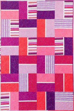 Terrace Tiles Paper Quilt Pattern by Christa Watson (CQ126)