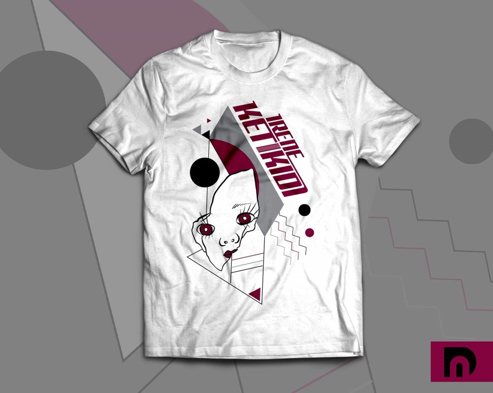Image of Irene Ketikidi T-shirt WHITE