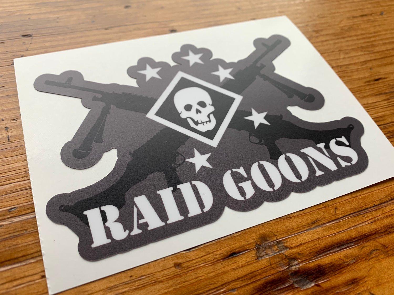 Image of Raid Goons Decal