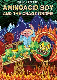 Image of Aminoacid Boy and the Chaos Order by Diego Lazzarin