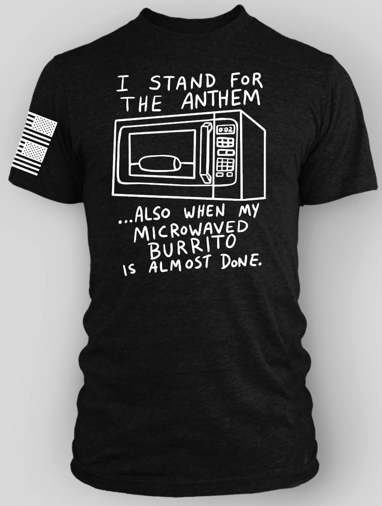 Image of I STAND... T-Shirt