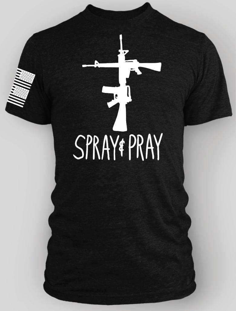 Image of SPRAY & PRAY T-Shirt