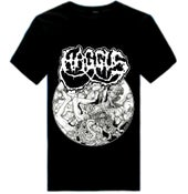 "Image of HAGGUS ""Morbid"" T-Shirt"