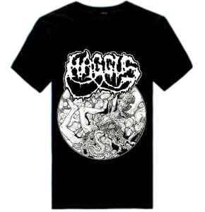 """Image of HAGGUS """"Morbid"""" T-Shirt"""