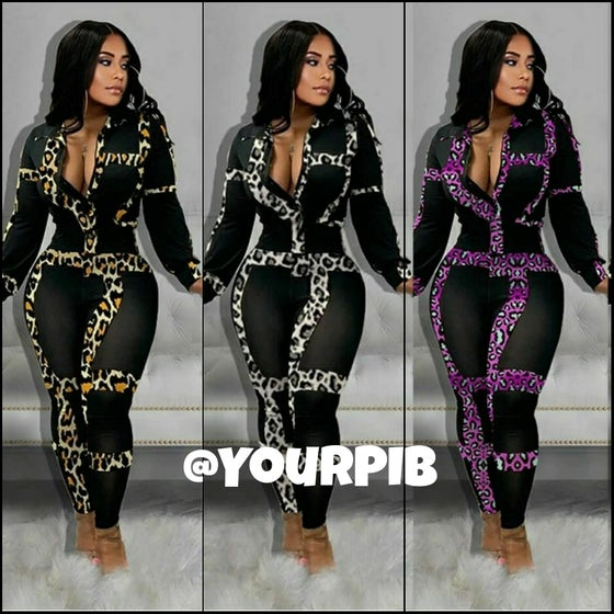 Image of PIB Luna Jumpsuit