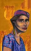 Iris Morales Giclée Print