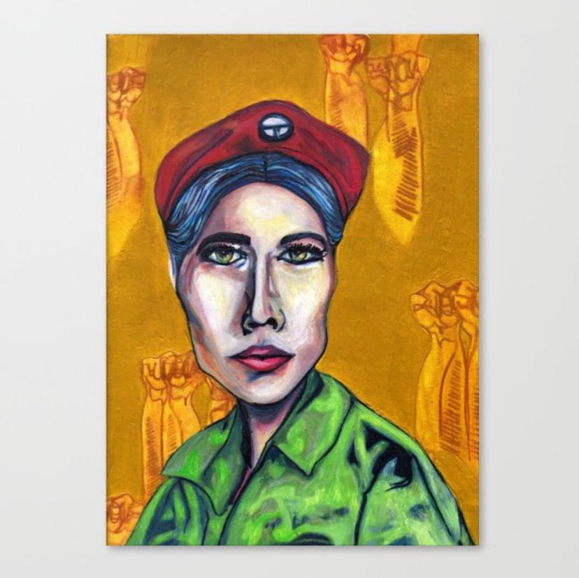 Image of Lulu Giclée Print