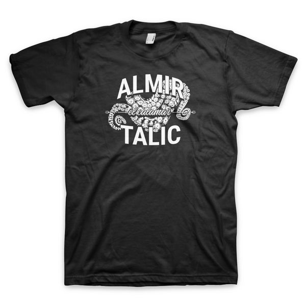 "Image of Almir ""El Calamar"" Talic Signature Tee"