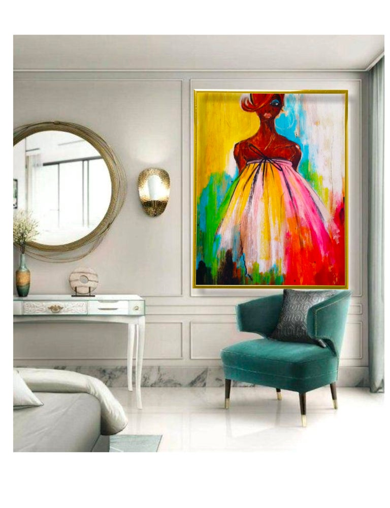 Image of Color Me Pretty Poster