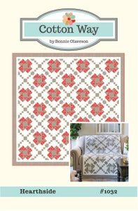 Image of Hearthside Paper Pattern #1032