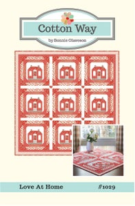 Image of Love At Home PDF Pattern #1029