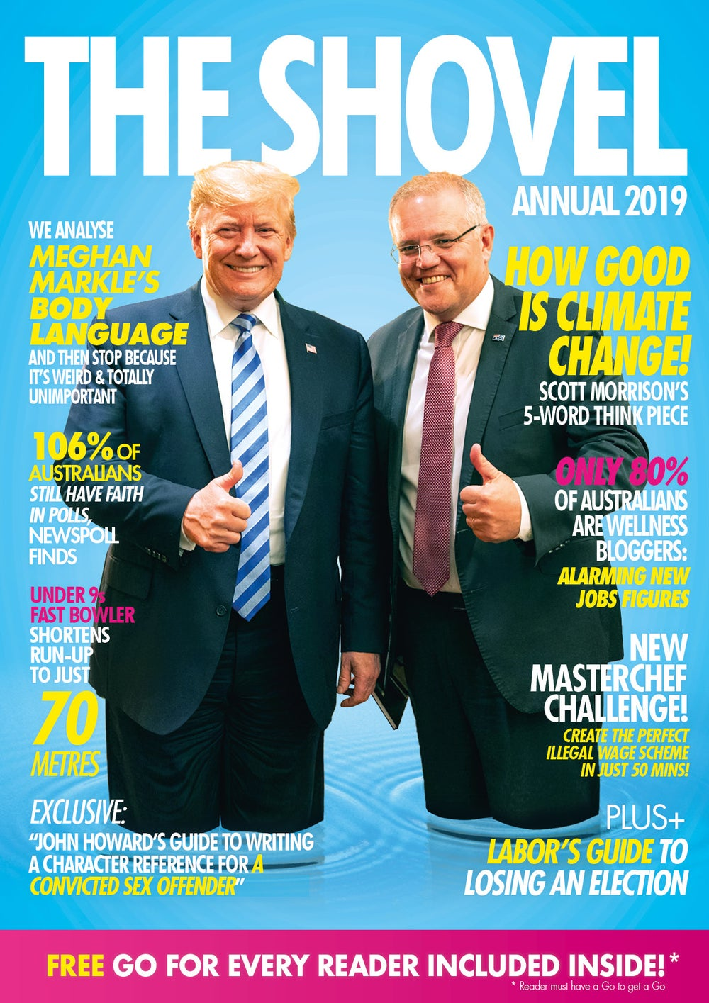 Image of The 2019 Shovel Annual