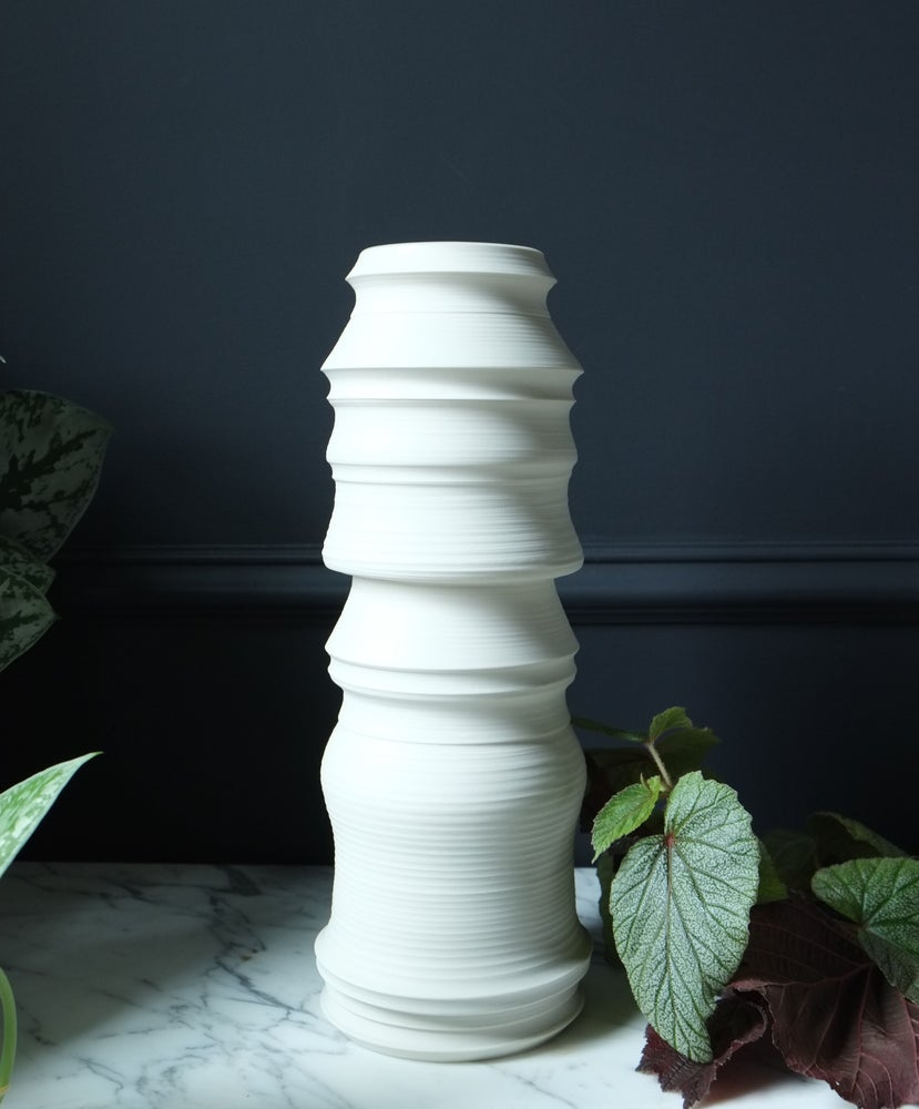 Image of Branch Vase, Warm White, #1322
