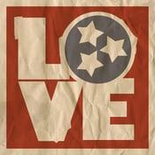 Image of LOVE sticker