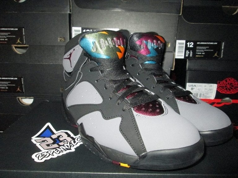 "Image of Air Jordan VII (7) Retro ""Bordeaux"" 2015"