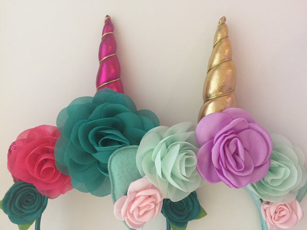 Image of Unicorn Headbands