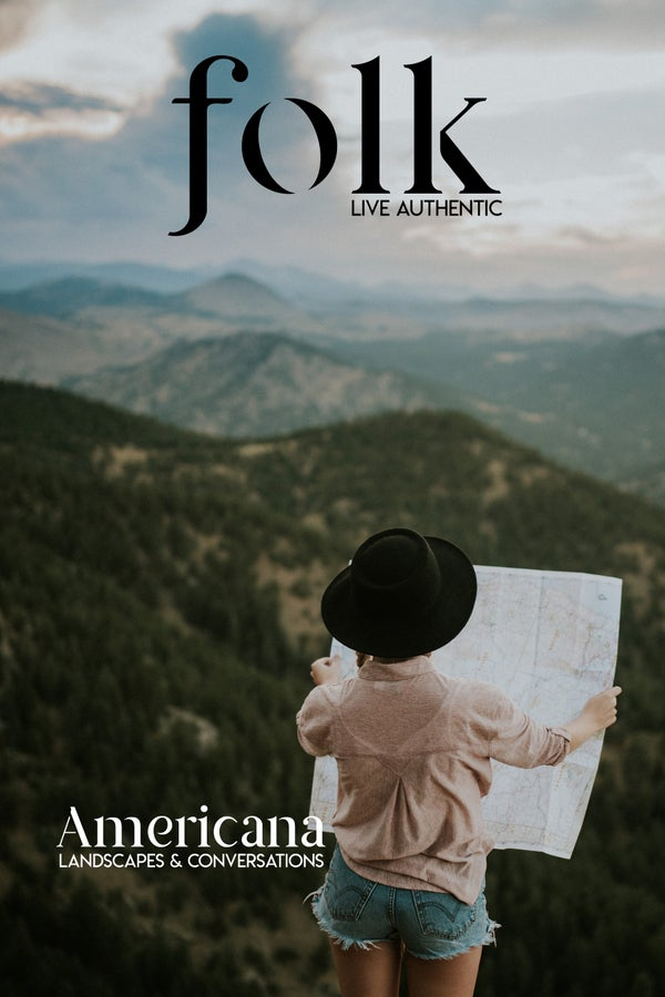 Image of DIGITAL ISSUE: FOLK — Americana