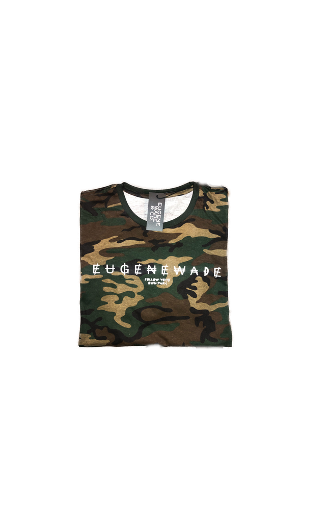 Image of EXCLUSIVE CAMO TEE