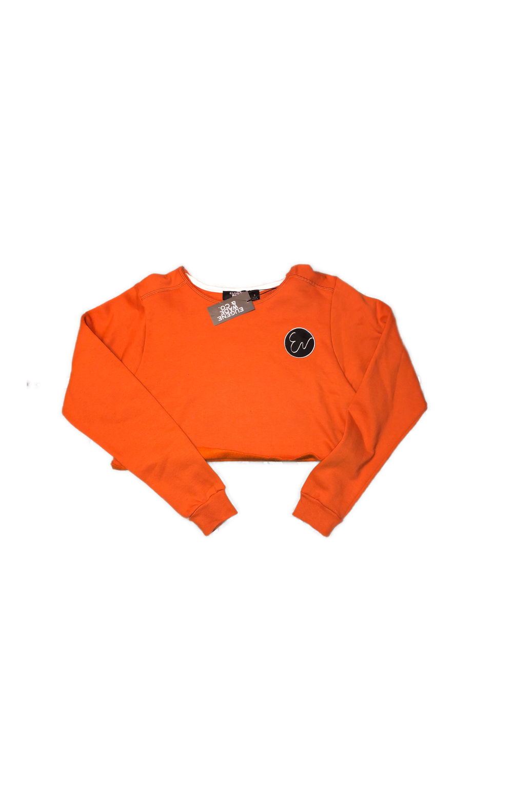CROP TOP (Burnt Orange)