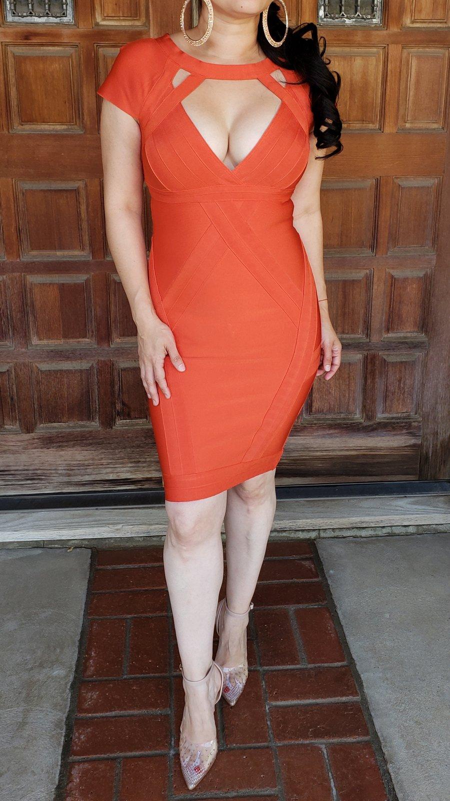 Image of Ibiza Bandage Dress