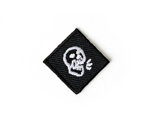 Image of Tiny Laughing Skull Patch