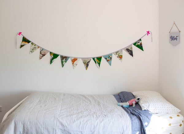 Image of Bunting ~ birds