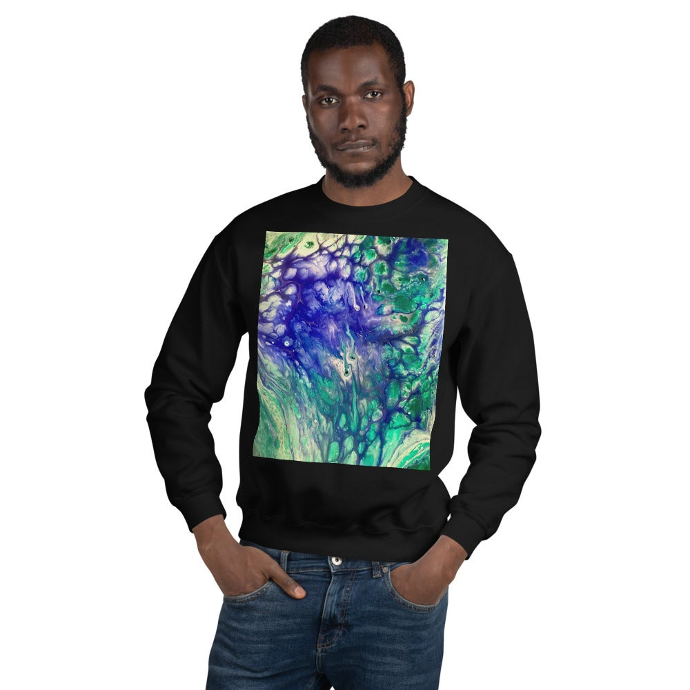 "Image of ""CELLULAR"" CREWNECKS"