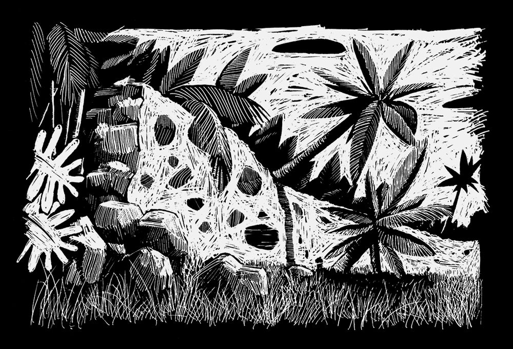 Image of »Janta Island Card #6«