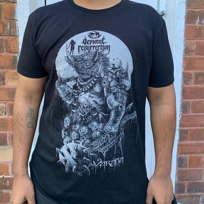 Image of Varaha The Boar - Limited UK Tour 2019 Edition